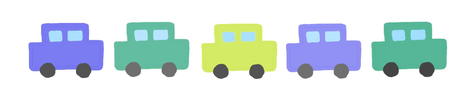 兼業主婦の食材宅配トラックが動く画像