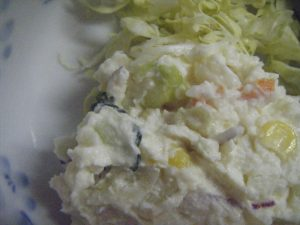 兼業主婦の食材宅配体験談 コープデリのお惣菜おうちデリカ ポテトサラダを買ってみた