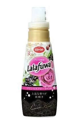 食材宅配コープデリで購入した柔軟剤「ララフワ」