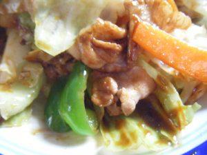 兼業主婦の食材宅配 コープデリ 直産豚を使った回鍋肉セット