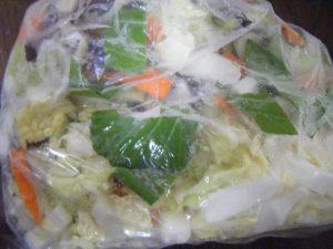 兼業主婦の食材宅配体験談 コープデリ 7品目の具だくさん春雨スープを作ってみたよ
