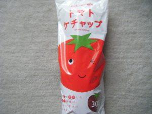 食材宅配パルシステムの「トマトケチャップ」パッケージ画像