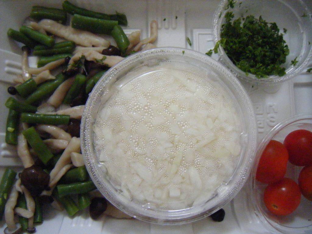 兼業主婦の食材宅配体験談 パルシステムお料理セット 炊飯器でパエリア 作ってみたよ