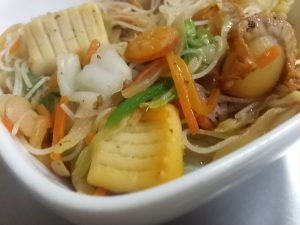 パルシステムのお料理セット 台湾風焼きビーフンを作ってみたらすごくおいしかった!