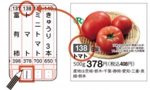兼業主婦の食材宅配体験談 パルシステムの注文方法 トマトの場合