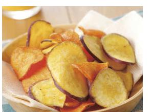 食材宅配パルシステム産直野菜チップス 中身の画像