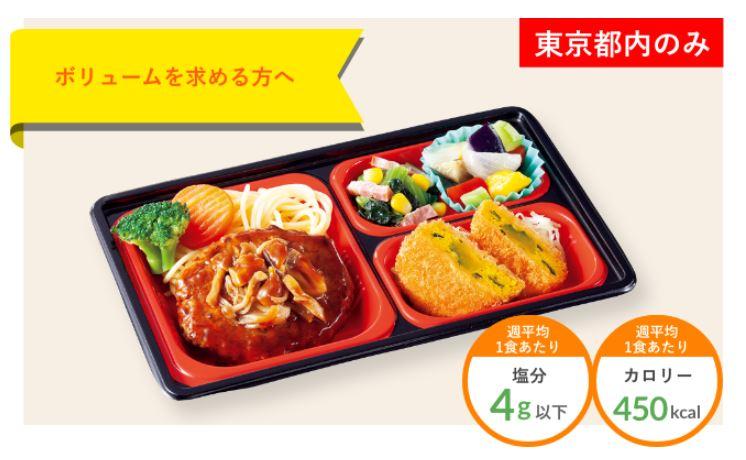 食材宅配コープデリ デイリーコープ 東京限定舞菜しっかりおかず