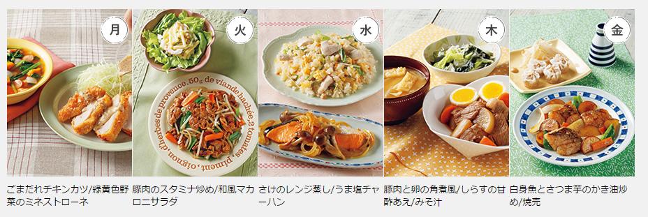 一人暮らしにおすすめの食材宅配ヨシケイ