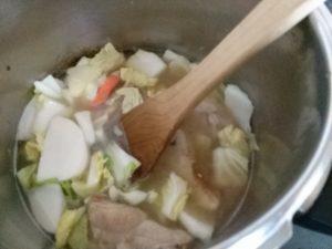 食材宅配コープデリの手羽元と冬野菜のポトフをお試ししてみました!