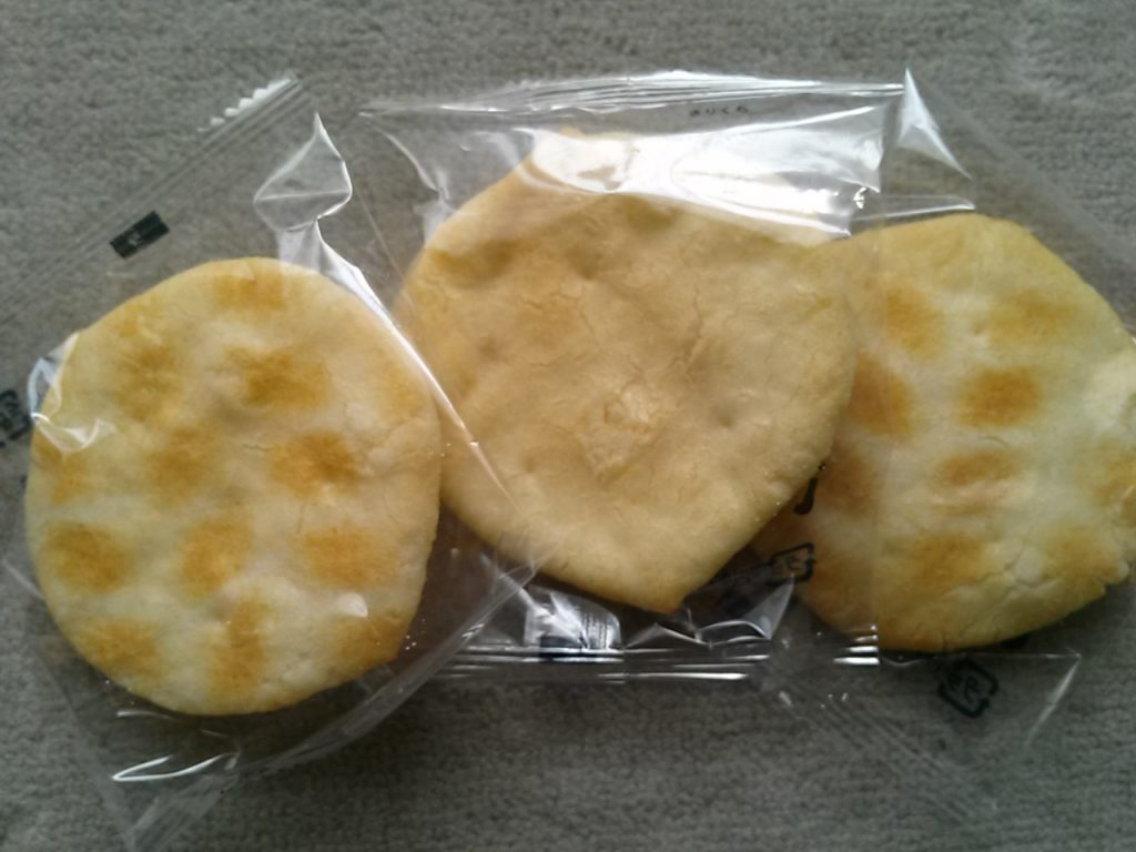 食材宅配パルシステムの国産米のソフトせんべいをお試ししてみました!