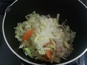 食材宅配コープデリの簡単料理キットで「ほっこり幸せクラムチャウダー」をお試ししてみました!
