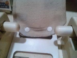 我が家のトイレットペーパーホルダー