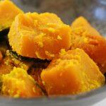 食材宅配パルシステム冷凍栗かぼちゃ アレンジレシピ かぼちゃの煮物