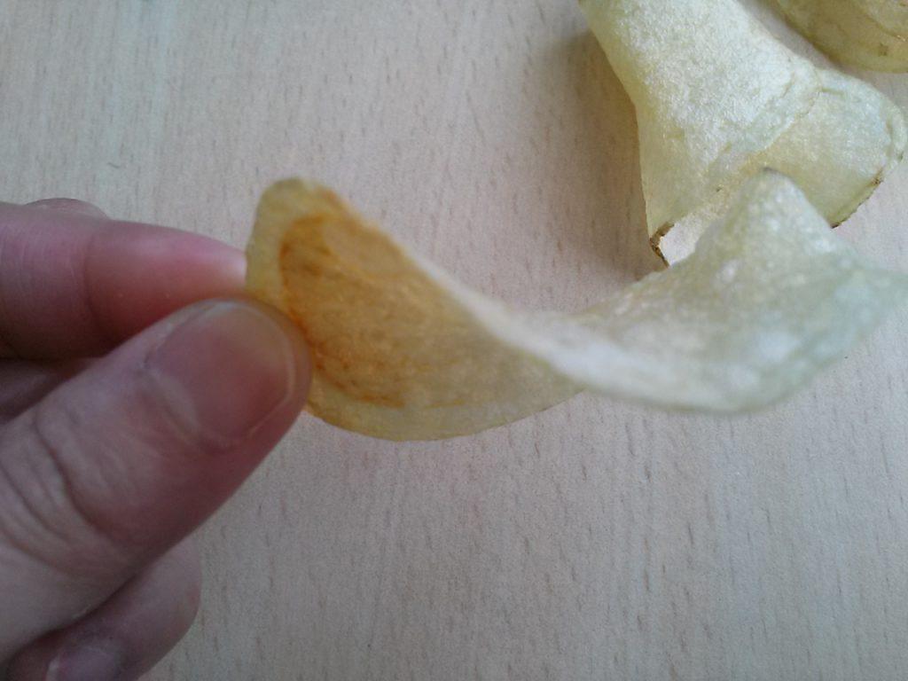 食材宅配パルシステムのポテトチップス