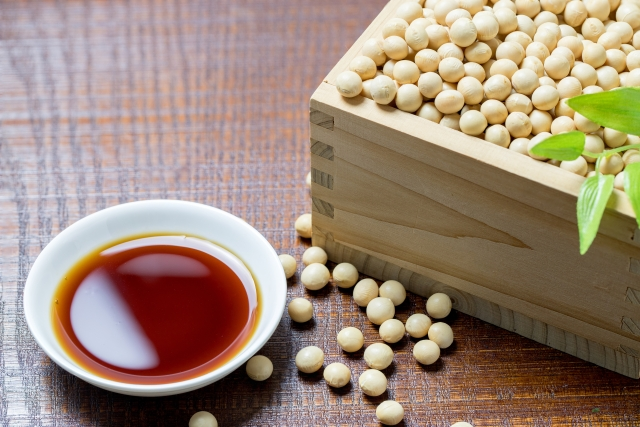 パルシステム「特選国産丸大豆しょうゆ」日本産原料にこだわった