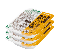 食材宅配パルシステム おいしい産直十二穀ごはん(パック) 150g×3