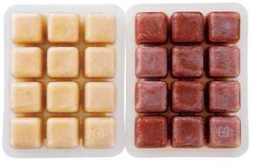 食材宅配パルシステムyumyum国産野菜のバランスキューブ中身の画像