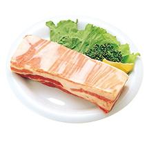 食材宅配パルシステムの米豚バラブロック