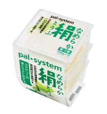 食材宅配パルシステムのなめらか絹豆腐