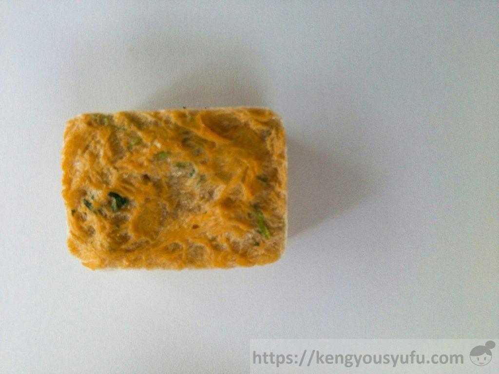 食材宅配コープデリで購入した「国産素材たまごスープあっさりタイプ」フリーズドライの画像
