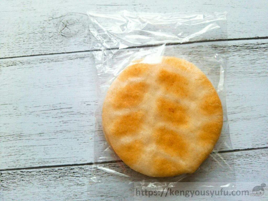 食材宅配コープデリで購入した「サラダせんべい」小袋の画像