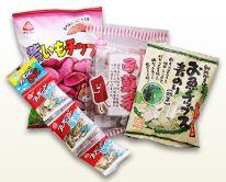 秋川牧園のおすすめ商品 お菓子画像