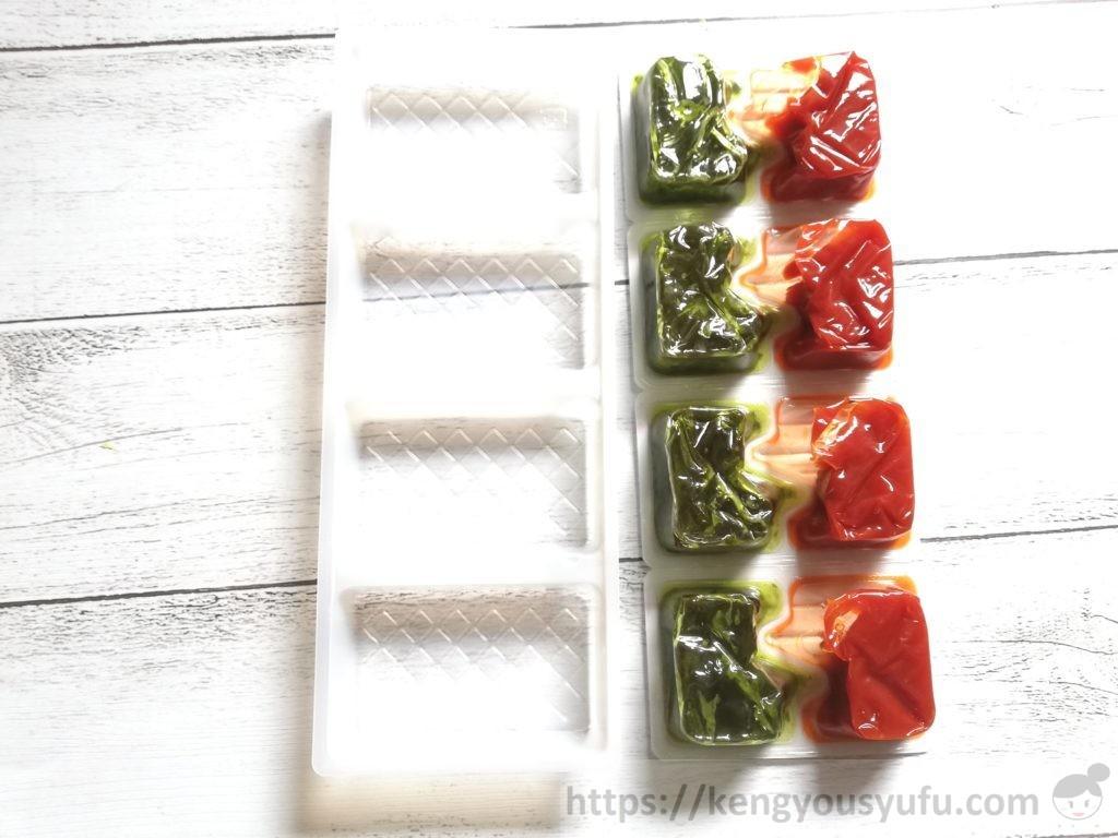 食材宅配コープデリで購入したパスタソース「トマト&バジル」中身の画像2